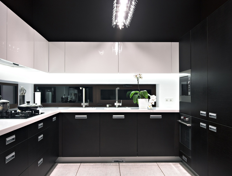 Parallel Modular Kitchen - kt013