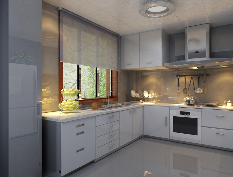 Parallel Modular Kitchen kt015