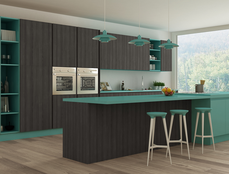 Parallel Modular Kitchen - kt016