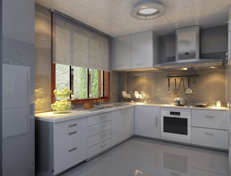 Parallel Modular Kitchen - kt017