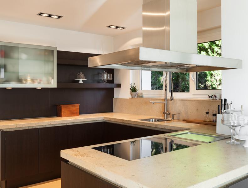 Island Modular Kitchen - kt005