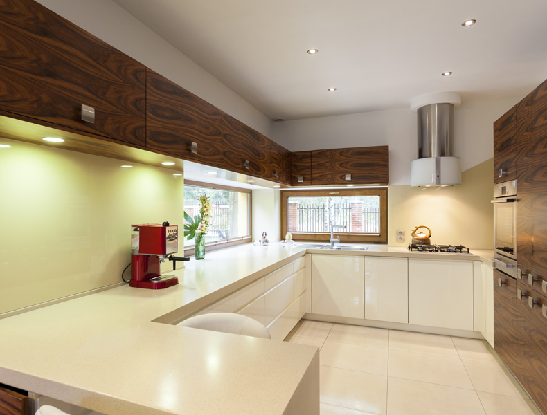 Island Modular Kitchen - kt006