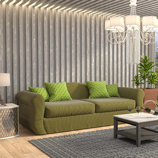 Parrot Green Sofa Sets