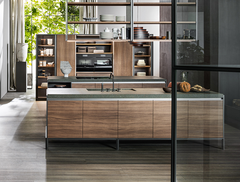 Parallel Modular Kitchen Super Luxury