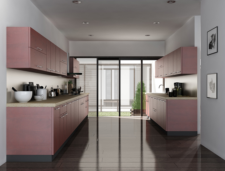 Parallel Modular kitchen 2
