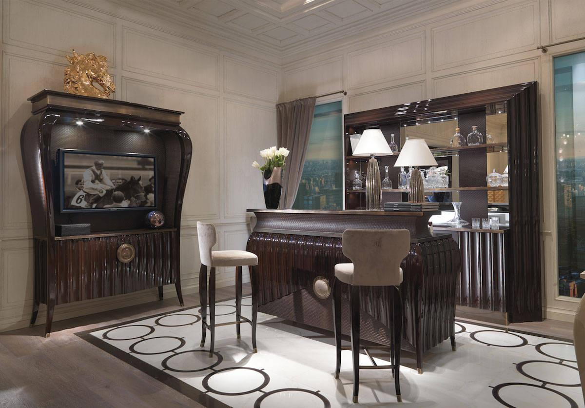 Bar Cabinet Design