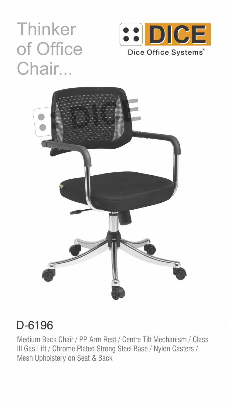 black_boss_office_chair_mesh_upholstery_dice