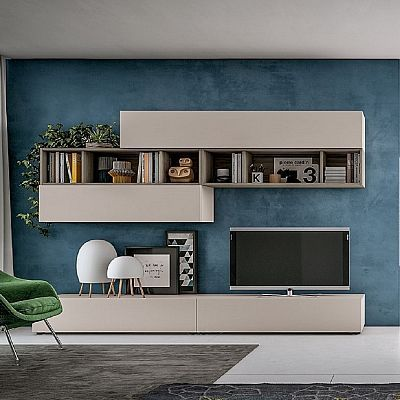 Design of wall unit