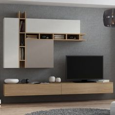 Living room wall unit design ideas
