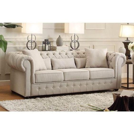 Luxury sofa set design