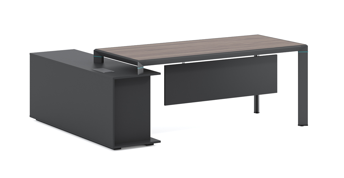Metal office table 2019 design