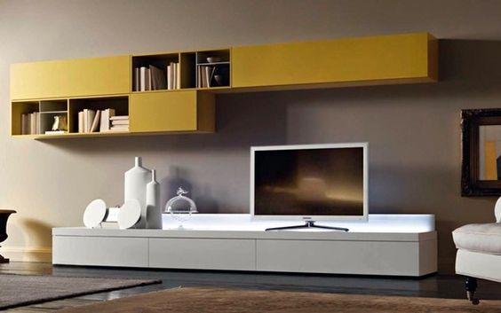 Modern lcd unit design