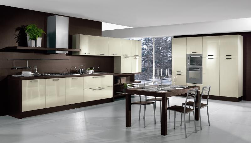 Parallel kitchen design 2020