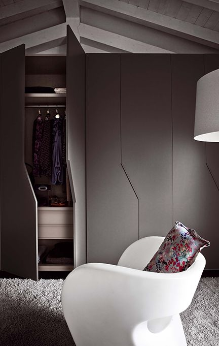 Wardrobe design trends